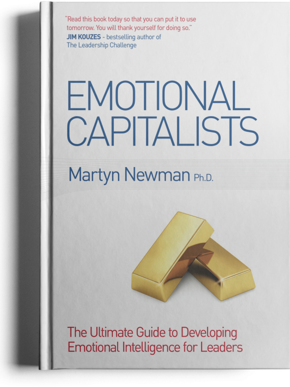 Emotional Capitalysts hard cover